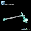 HME with catheter mount -smoothbore